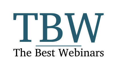 The Best Webinars